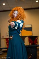 Merida - Me Bow? by Eli-Cosplay