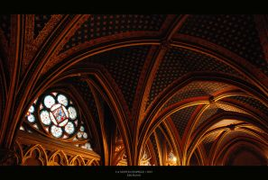 La Sainte-Chapelle 0619 by JuliaKretsch