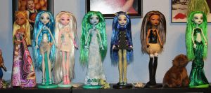 newest ghouls by rainbow1977