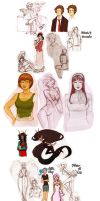 Pokemon, Ponies, Persona, Homestuck Oh My by french-teapot