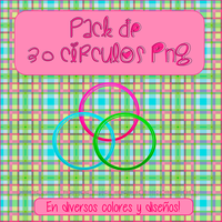 Pack de 30 circulos png by celesthe1