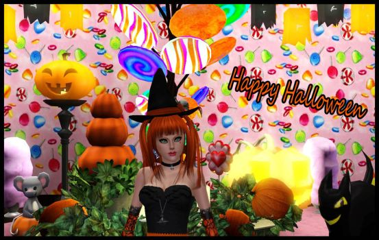 Witch Pumpkin Screenshot-6 by ng9