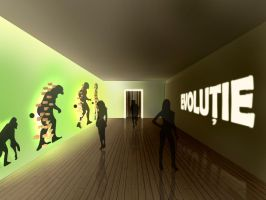 Room 3 - Artistic light expozition by DarkUmah