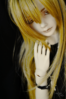 Black in Light by AidaOtaku-BJD