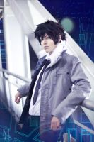 Kogami Shinya by HibariRin