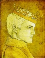 Joffrey Baratheon by haileyXheartless