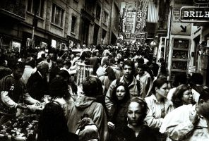 World of people by feijaocomarroz