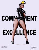 Commitment To Excellence by ImfamousE