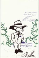 Mack the Quack by Bill O'Neil by duckness