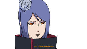 Konan by Cclaire110