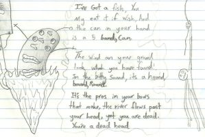 The Poem Itself by Victor-pocket