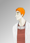 Blinded me with science_Wally West by lauri244