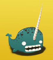 Narwhal by ConceptualMachina