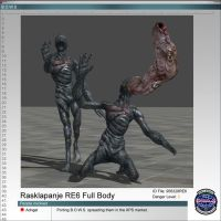 Rasklapanje RE6 Full Body by Adngel