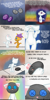 The Faceless Cat Pt 2 by BaldDumboRat