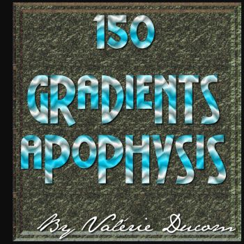 150 gradients by Valerie-Ducom