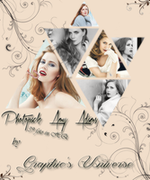 Photopack #19 Amy Adams by GraphicsUniverse