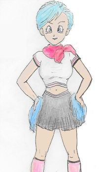 Pompom girl ! by MmeClementine