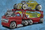 Hot Rod Big Rig by Britt8m