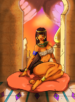 A Trip to the Middle East by Pharaoh009