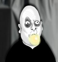 Uncle Fester by Makinita