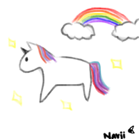 Unicorn! by navii16