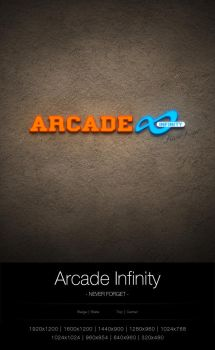 Arcade Infinity - Never Forget by JohnETorres