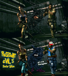 Resident Evil 5 Shooter by IA-EUPHORIA