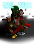 Game Over Obsession by iMusicalMinji