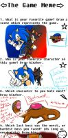 The Game Meme by Raped-Master by Metal-CosxArt