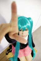 VOCALOID2-RG-miku. by Sakina666