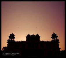 Mohatta Palace - 7 by shamoonaltaf