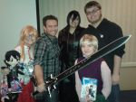 Bryce Papenbrook Group Pic by chappy-rukia