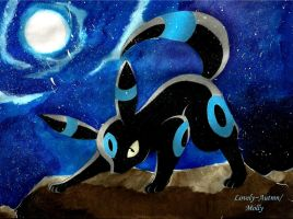 +Midnight Umbreon+ by Lovely-Autumn
