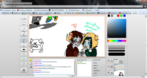 Some Iscribble by 2-DimensionalNerd