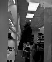 Buying Shoes by Problematiche
