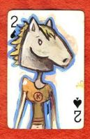 Playing Card 2S by kettleart