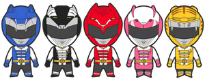 Idea For a Sentai Seies/ Alt for Go-Busters adapt by BLADEDGE