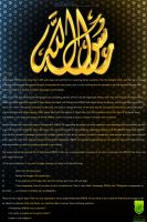 Rasool Allah _PBUH_ by The-Golden-Princess