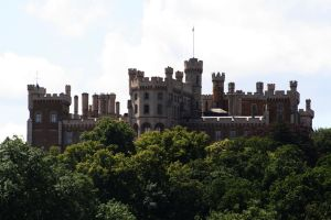 Belvoir Castle 4 - Stock by GothicBohemianStock