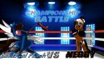 Pony Kombat New Blood 2 Championship Battle by Mr-Kennedy92