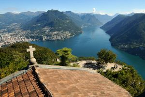 Above Lugano 3 by wildplaces