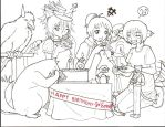 Happy 16 Birthday Arrie Chan by InYuJi