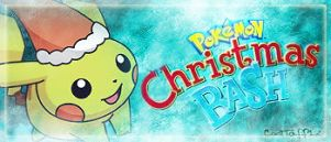 Christmas Pikachu Signature by CoolTaff12