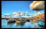 The boats by silvioi