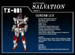 Gundam Lex Profile by Linkinpark30101