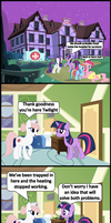 14 Trust her she's a princess...apparently by bronybyexception