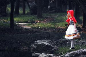 Red Riding Hood -10 by MissAnsa