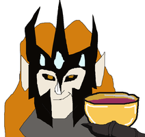 My First Melkor by TroyandFriends