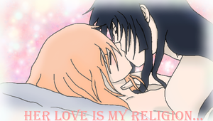 Her love is my religion by albertxlailaxx